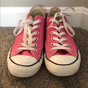 Pink Converse Sneaker